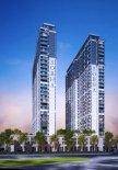 تملك و استثمر شقة بجانب برج خليفة و اطلالة على محمية راس الخور