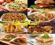 أشهر المأكولات العالمية