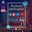 هل تريد توثيق حسابك في انستغرام / سنابشات/ فيسبوك / يوتيوب