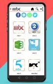 MBC ARABIC TV LIVE - صالحة لكل أنواع الانترنت