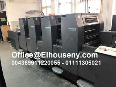 ماكينة طباعة هايدلبرج سبيد ماستر1999
