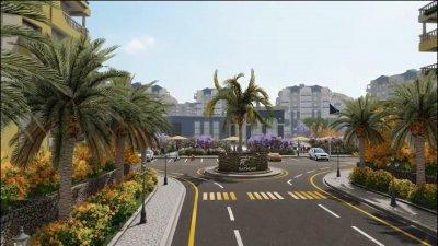 دلوقتي تقدر تمتلك شقتك 200 متر في كاتلان العاصمة الإدارية الجديد في ال R7