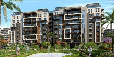 إمتلك شقة 145 متر في تاون جيت العاصمة الإدارية الجديدة تشطيب سوبر لوكس