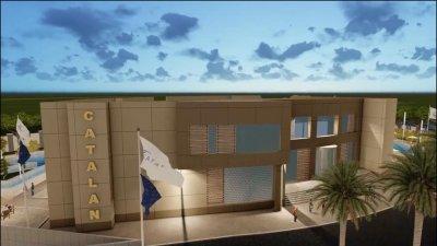 للبيع دوبلكس بمساحة إجمالية 350 متر في كاتلان العاصمة الإدارية الجديدة