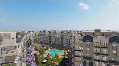 إمتلك شقة في أجمل كمبوندات العاصمة الإدارية الجديدة كمبوند كاتلان 200 متر