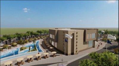 باقي شقة واحدة فقط 149 متر في كمبوند كاتلان العاصمة الإدارية الجديدة