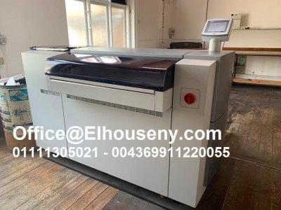 ماكينة طباعة الزنكات هايدلبرج 2005
