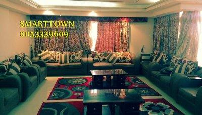 شقة مفروشة مدينة نصر شارع البطراوي بجوار جنينة مول