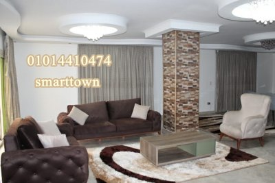 شقة مفروشة 300م للايجار فرش #فندقي بالطيران الرئيسي مدينة نصر