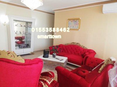 بموقع مميز جدا من سيتي ستارز شقة مفروشة للايجار اول سكن امام اشهر مولات مدينة نصر