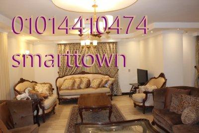 شقة مفروشة للايجار بالقرب من جنينة مول بموقع راقي من عباس العقاد