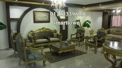 @بسعر لقطه بانوراما عباس العقاد الرئيسي شقة مفروشة للايجار300م بمدينة نصر