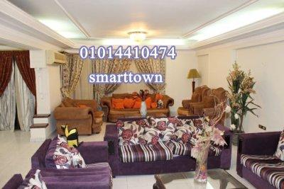 *شقة مفروشة 300م للايجار بشارع مكرم عبيد الرئيسي بجوار السلاب مدينة نصر