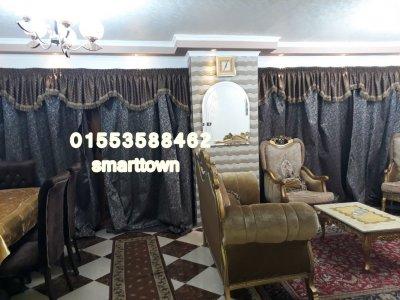 ((شقة مفروشة للايجار اول مكرم عبيد مدينة نصر