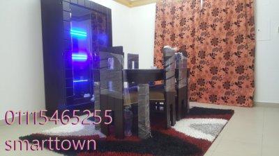 عباس_العقاد مدينة نصر 2نوم 2 ريسبشن مطبخ كبير بجميع