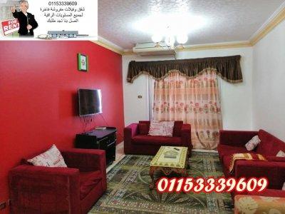 شقة للايجار باول عباس عقادمفروش22