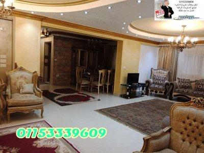 شقة للايجار بمدينة نصرمفروش