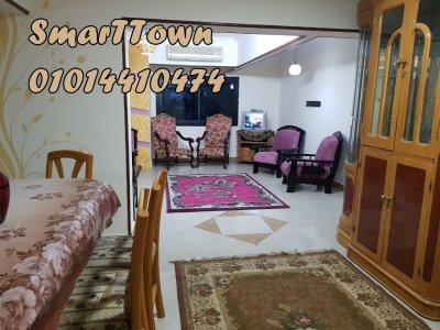 شقة مفروشة فرش فندقي أمريكي  للايجار بأرقى موقع بين عباس88
