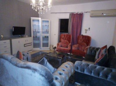 بجوار #طيبة_مول شقة مفروشة للايجار على طريق69