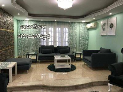 لسكن الفندقي شقة مفروشة للايجار بشارع راقي من عباس العقاد