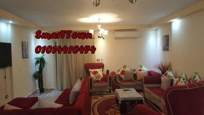 لاصحاب الذوق الرفيع شقة مفروشة للايجار بشارع ابو داوود (*)