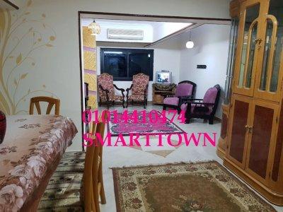 شقة للايجار بمدينة نصر ر بين احمد فخري وحسن المأمون