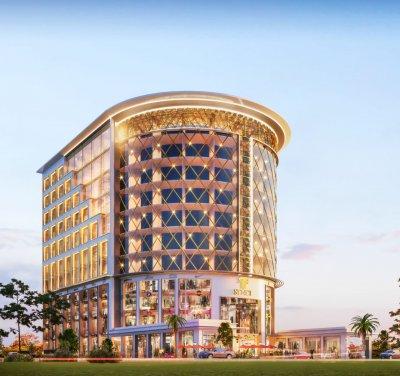 مكاتب ادارية للبيع في مصر بالعاصمة الادارية قسط 1500 ريال